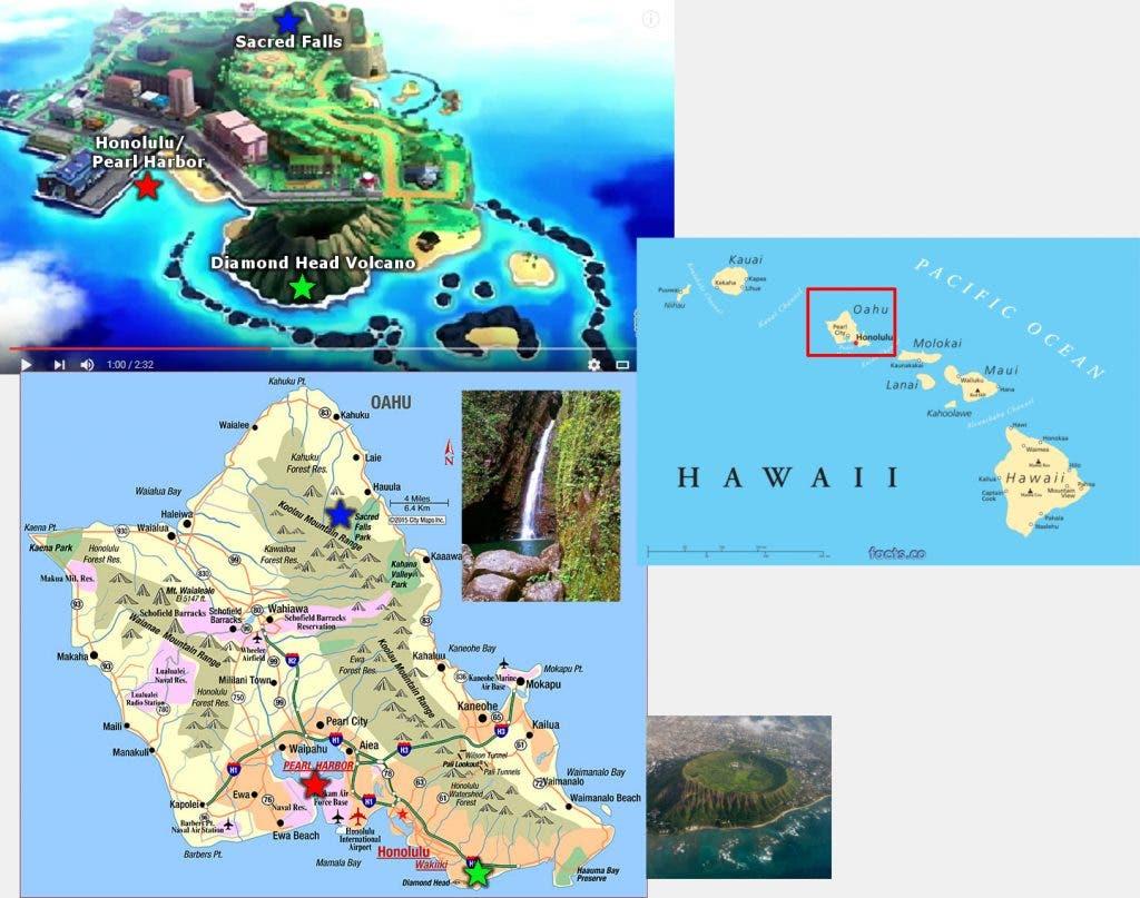 hawaii pokémon