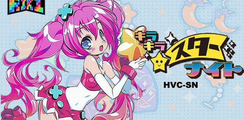 Kira Kira Star Night llegará a NES en julio