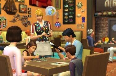 Abre tu propio restaurante en Los Sims 4 Escapada Gourmet