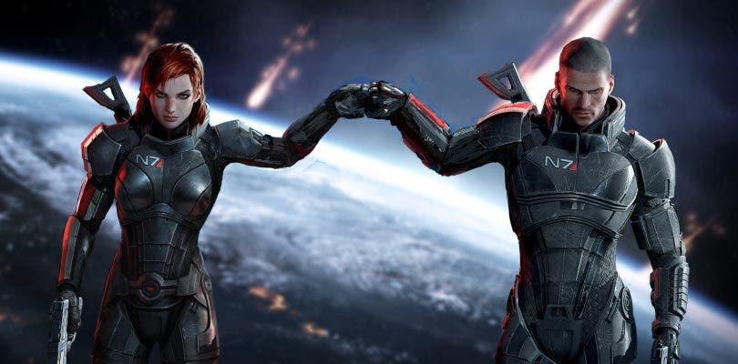 Mass Effect podría llegar remasterizado