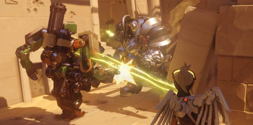 Overwatch podrá ser jugado de manera gratuita la próxima semana