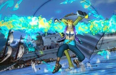 Se muestran 3 nuevos personajes de One Piece: Burning Blood