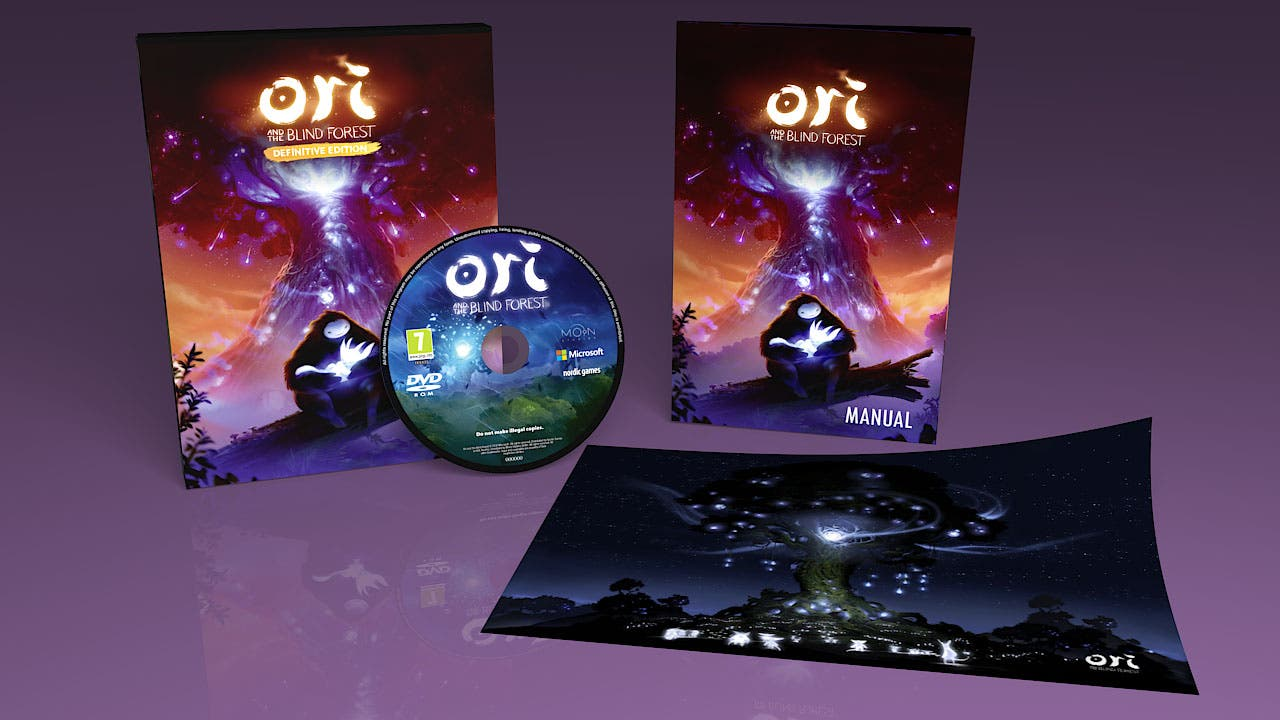 ori and the blind forest DE limited