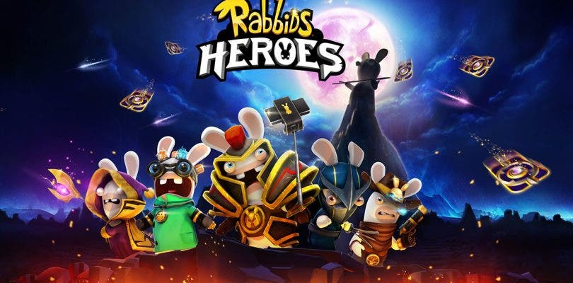 Rabbids Heroes es el próximo juego de cartas de Ubisoft