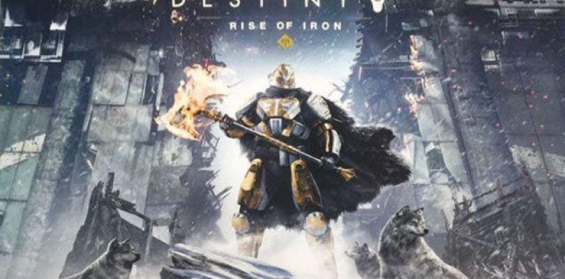 Rise of Iron podría ser el nombre de la nueva expansión de Destiny
