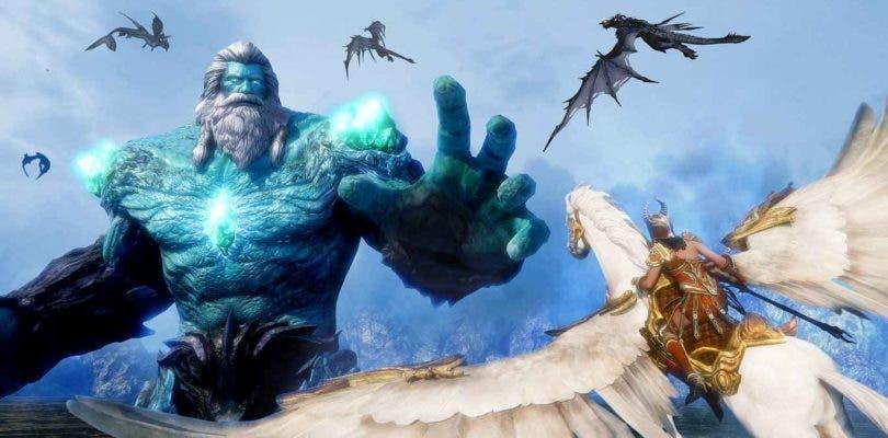 Conocemos la fecha de la beta cerrada de Riders of Icarus