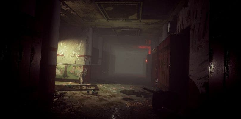 La mítica escuela de Silent Hill recreada en Unreal Engine 4