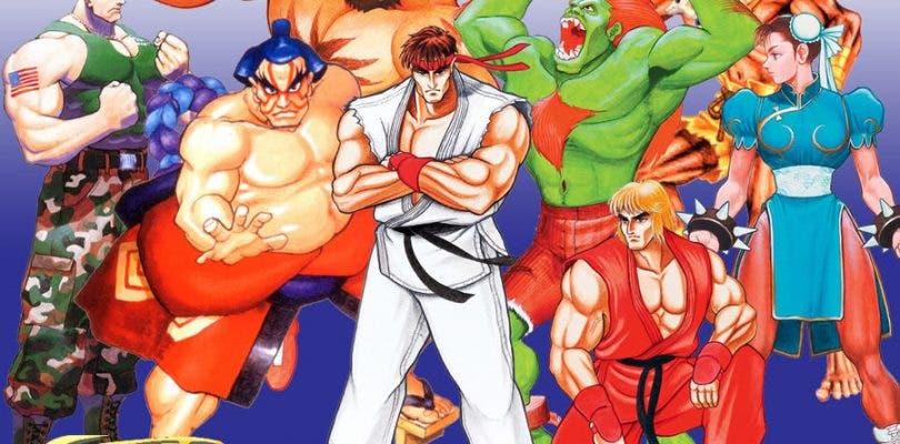 Conoce a los luchadores anónimos de la intro de Street Fighter 2