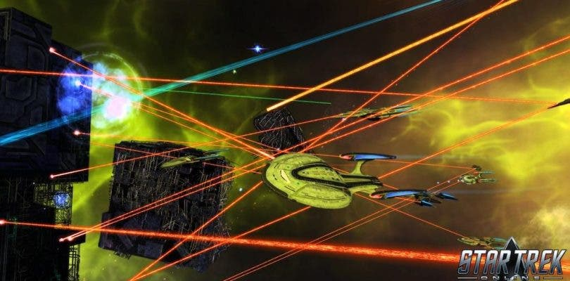 Se confirma Star Trek Online para PlayStation 4 y Xbox One