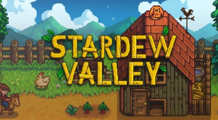 Imagen de Stardew Valley está un poco más cerca de llegar a Nintendo Switch