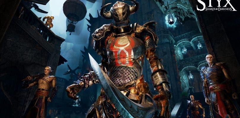 Nuevas imágenes de Styx: Shards of Darkness