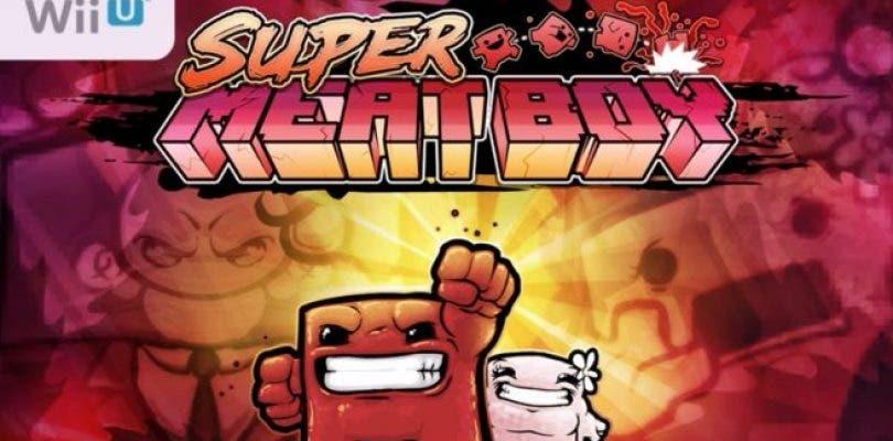 Así luce Super Meat Boy en Wii U