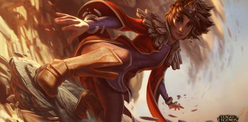 Presentada Taliyah, nueva campeona de League of Legends