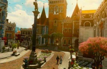 Un vistazo a la nueva región de Blood and Wine, Toussaint