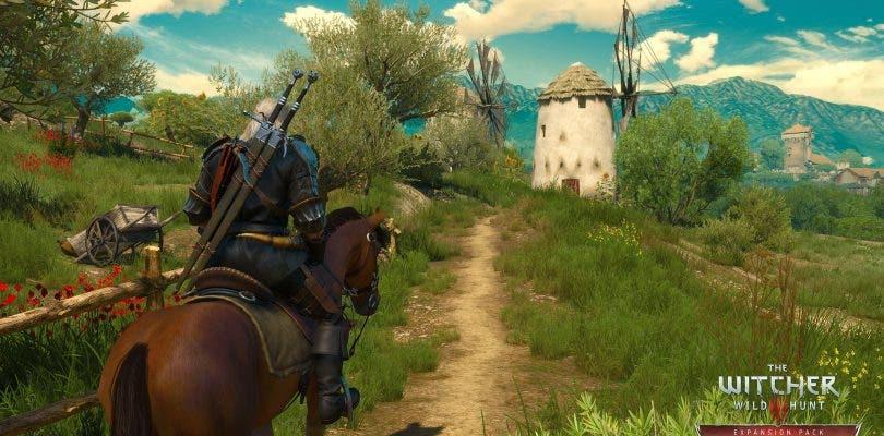 Deberás crear una nueva partida en The Witcher 3 GOTY Edition