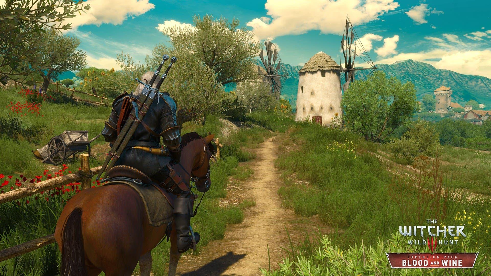 Imagen de Deberás crear una nueva partida en The Witcher 3 GOTY Edition