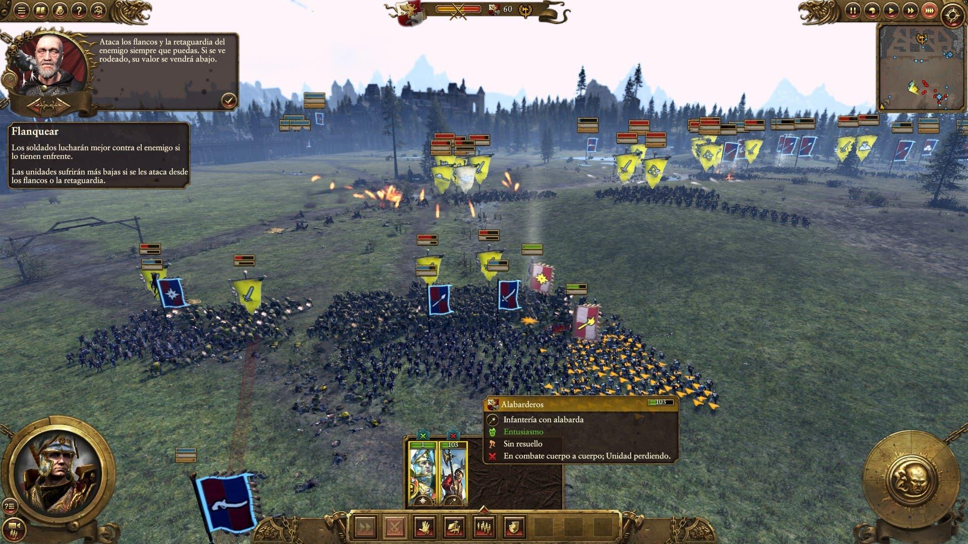 Batalla - Total War: Warhammer