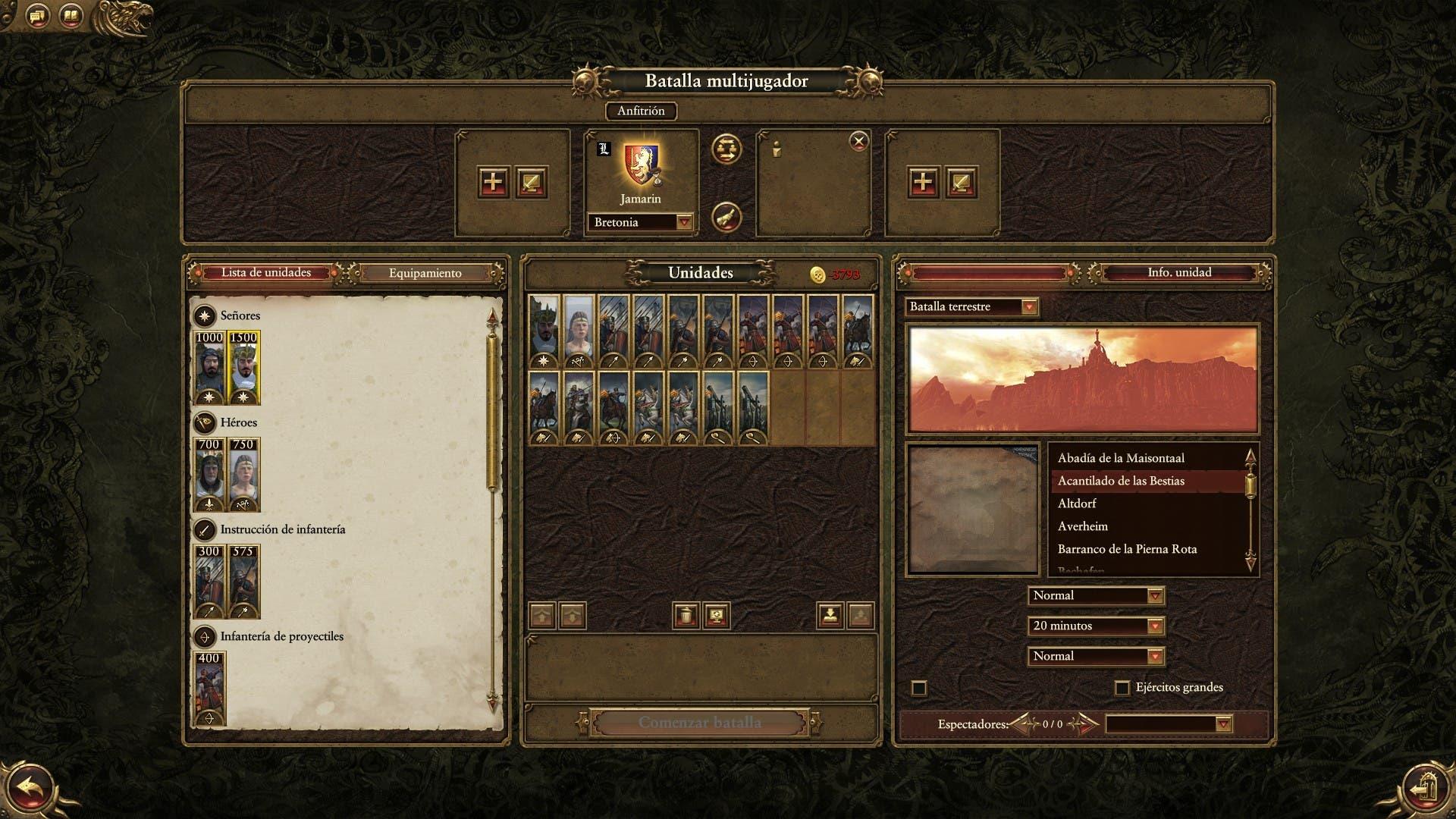 total war warhammer analisis 52