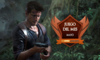 Uncharted 4 es nuestro juego del mes de mayo