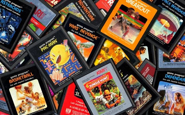 videojuegos 1980