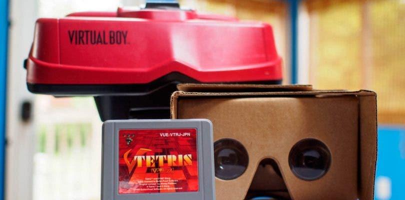 Podemos revivir el mítico Virtual Boy en nuestras Google Cardboard
