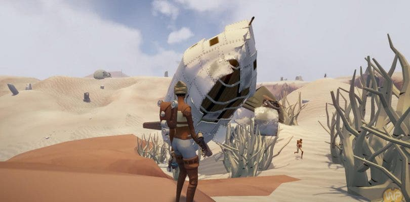 Worlds Adrift se muestra en un nuevo tráiler