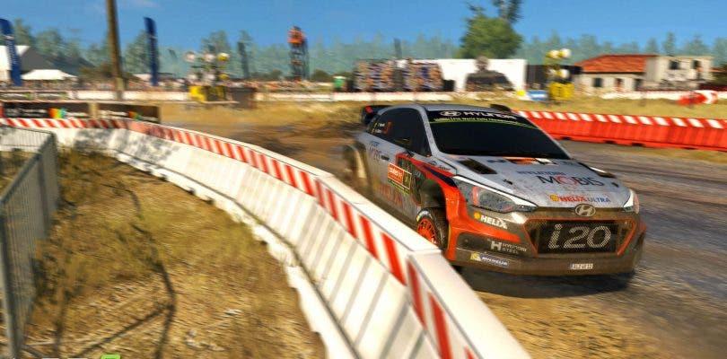 WRC 6 llega al mercado estrenando tráiler de lanzamiento
