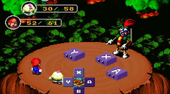 Super Mario RPG disponible para la eShop americana