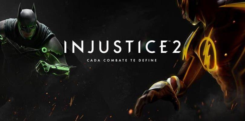 Confirmación y tráiler oficial de Injustice 2