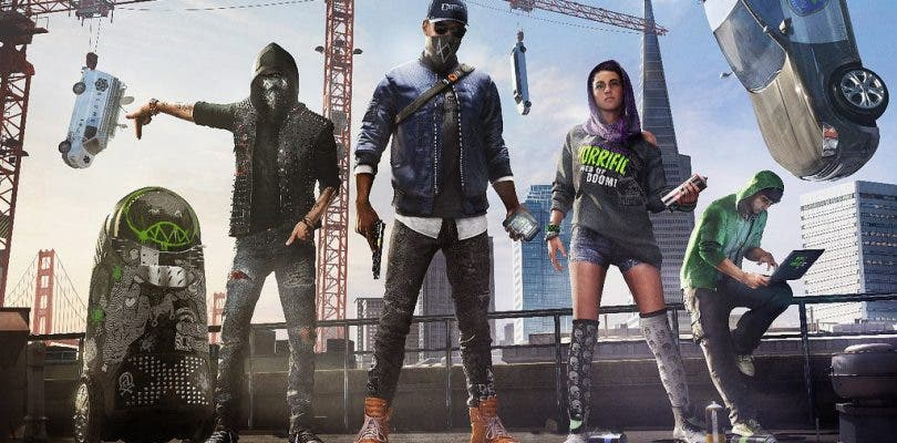 Watch Dogs 2 estrena gameplay de su multijugador a mundo abierto
