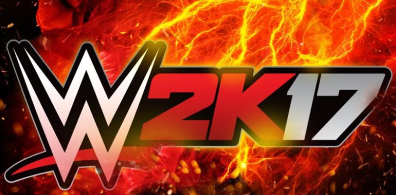 Desvelada la portada de WWE 2K17