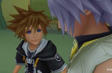 Espectacular nuevo gameplay de Kingdom Hearts HD 2.8