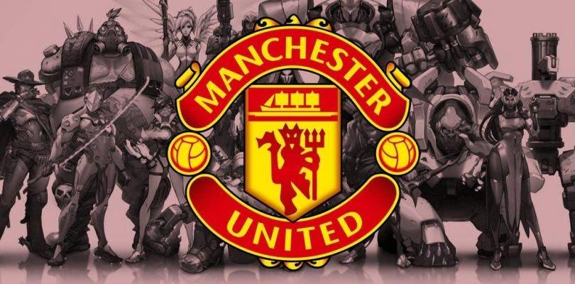 El Manchester United está en una puja por un equipo de Overwatch