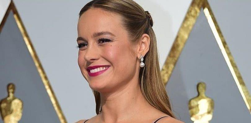 Marvel Studios confirma que Brie Larson será la Capitana Marvel