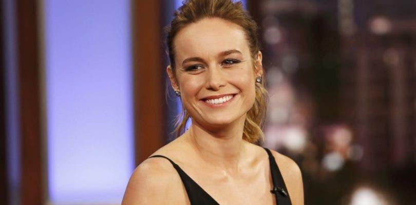 Brie Larson en conversaciones para protagonizar Captain Marvel