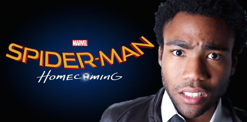 Donald Glover se suma al reparto de Spider-Man: Homecoming