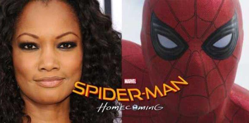 Garcelle Beauvais se suma al reparto de Spider-Man: Homecoming