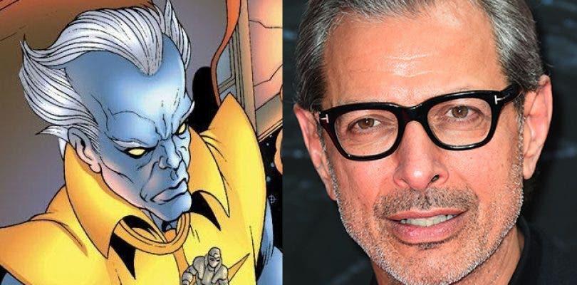 Jeff Goldblum habla del papel del Gran Maestro en Thor: Ragnarok
