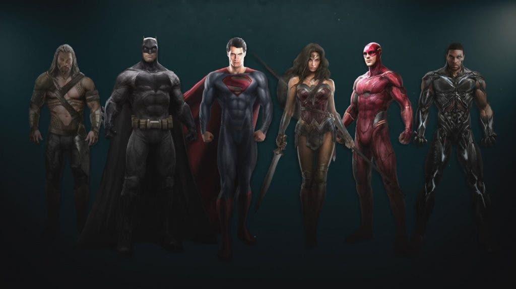 Areajugones Justice League