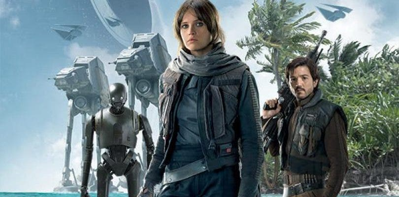 Se filtra el tráiler de Rogue One: Una Historia de Star Wars