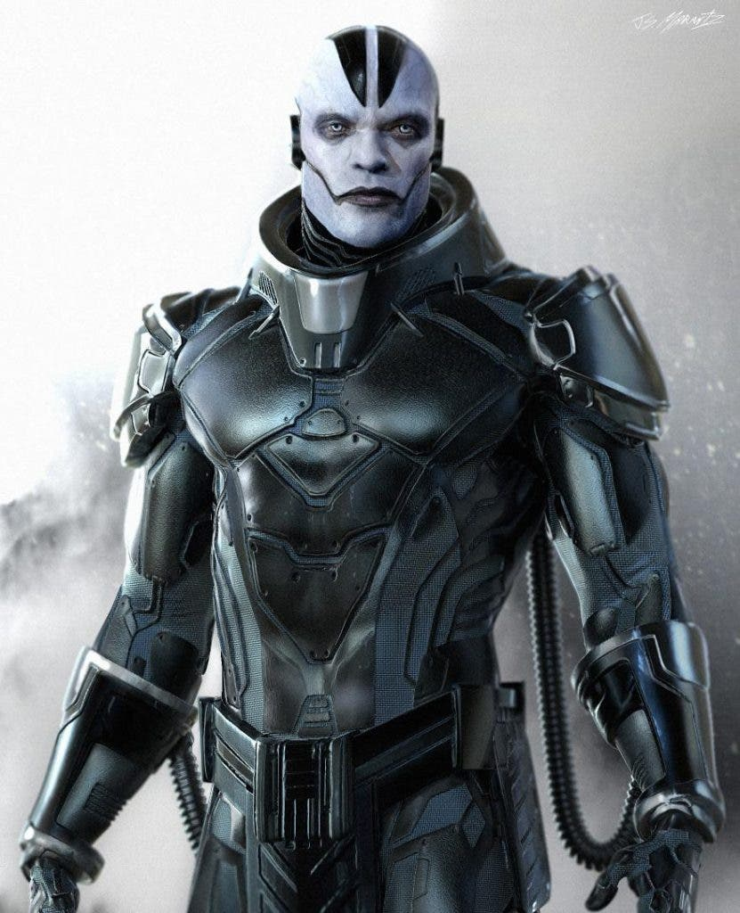 Areajugones X-Men Apocalipsis concept art 2