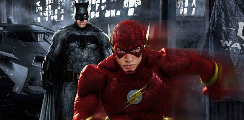 Se revela una escena entre Flash y Batman en Justice League