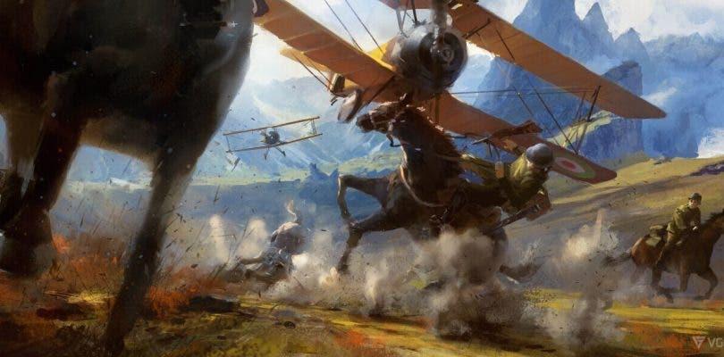 Battlefield 1: Impresionante galería de concept art