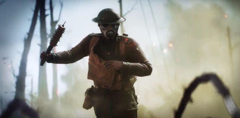 Battlefield 1 muestra la guerra de trincheras en un nuevo teaser