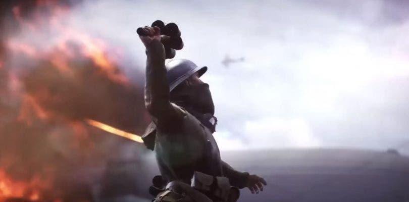 Battlefield 1 muestra un nuevo teaser con una secuencia antitanque