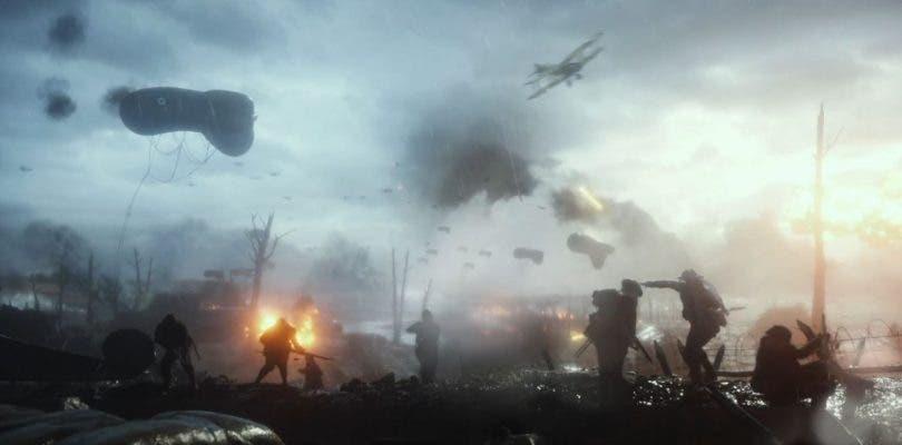 """El netcode de Battlefield 1 es más """"robusto y rápido"""""""