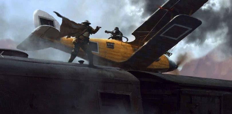 Todos los detalles del combate aéreo de Battlefield 1