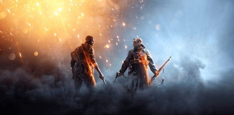Primera imagen off-screen gameplay de Battlefield 1