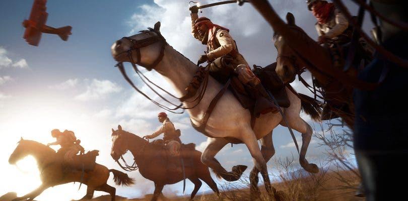EA publica el tráiler de la Gamescom de Battlefield 1