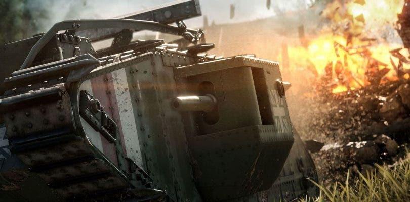 DICE resuelve varias dudas de los vehículos de Battlefield 1